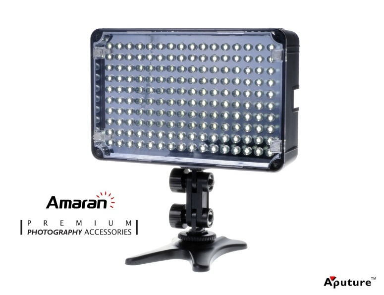 Aputure Amaran AL-H160 - LED video světlo (CRI 95+)