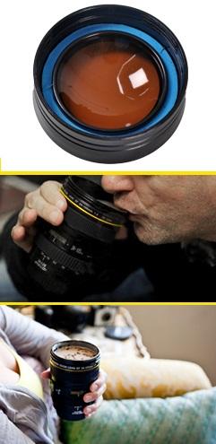 Termo hrnek objektiv Nikon AF-S 24-70mm f 2.8 se šroubovacim uzávěrem 42ae84e8570