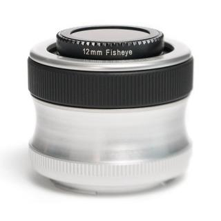 Lensbaby Scout Fisheye Canon EF