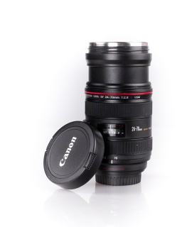 Termo hrnek objektiv Canon EF 24-70 mm s uzávěrem 24fc1531532